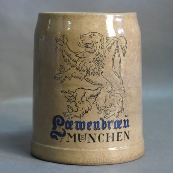Bierkrug Löwenbräu München....