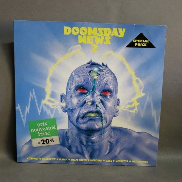 LP. Vinyl. Doomsday News -...