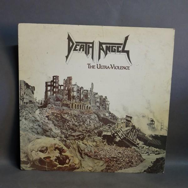LP. Vinyl. Death Angel -...