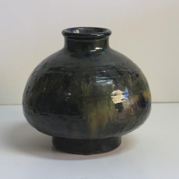 Keramikvase Karlsruher...