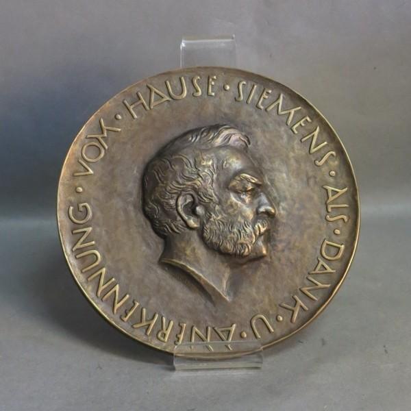 Siemens bronze medal in...