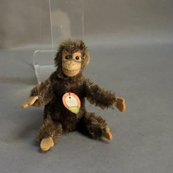Chimpanzé de Steiff...