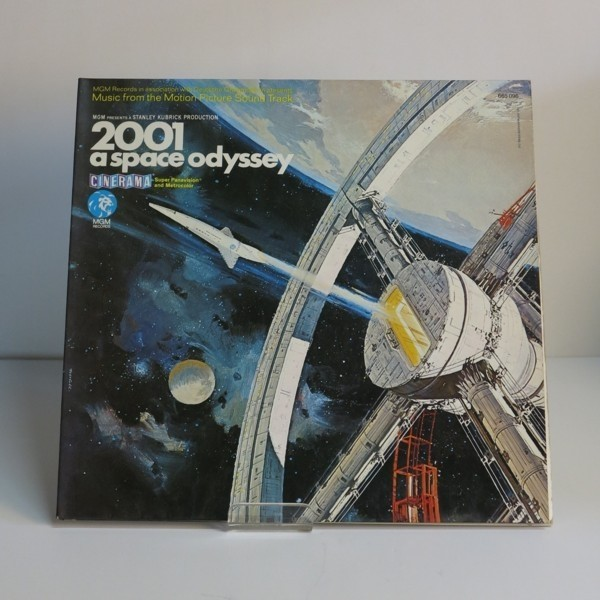 LP. Space Odyssey 2001....
