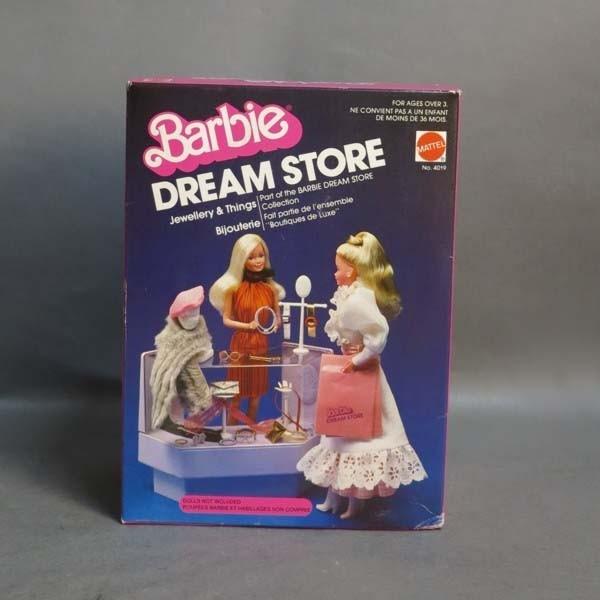 Unbespielt! Vintage Barbie...