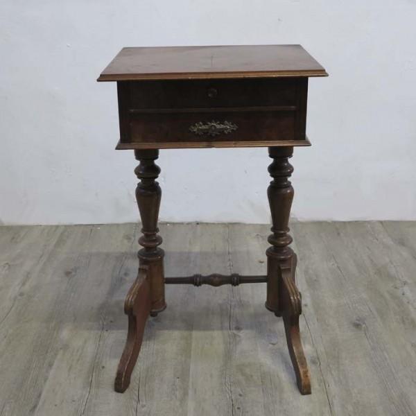 Wilhelminian sewing table....