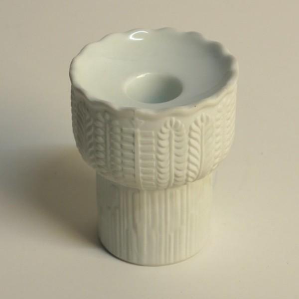 Vintage porcelain candle...