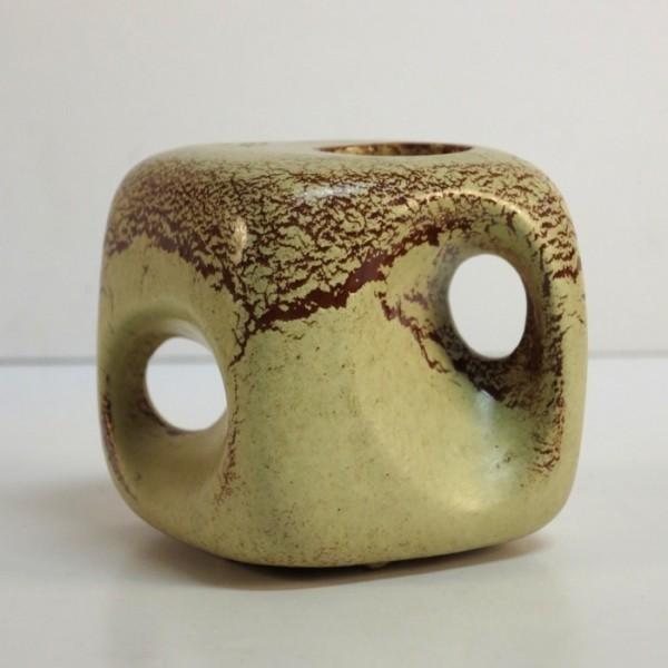 Keramik Vase in organischer...