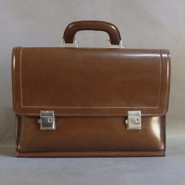 Vintage leather briefcase....