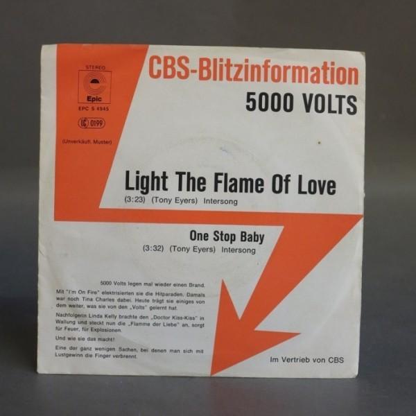 Single. 5000 Volts - Light...