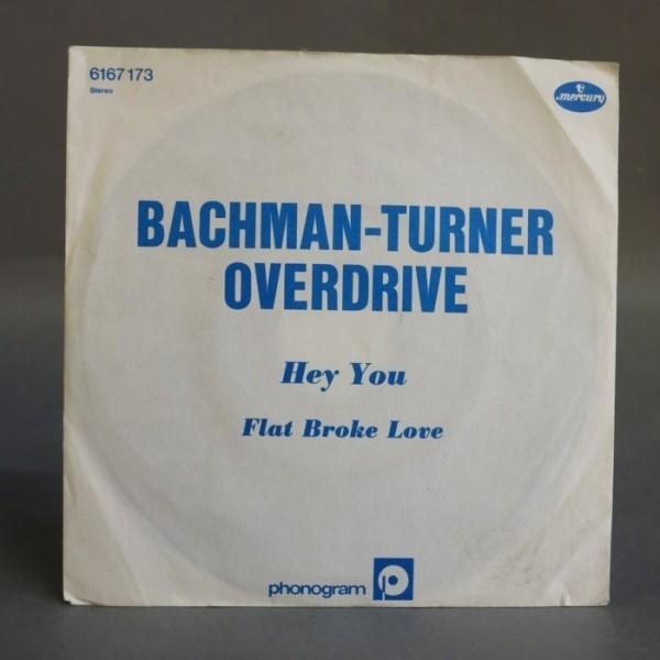 Single. Bachmann Turner...