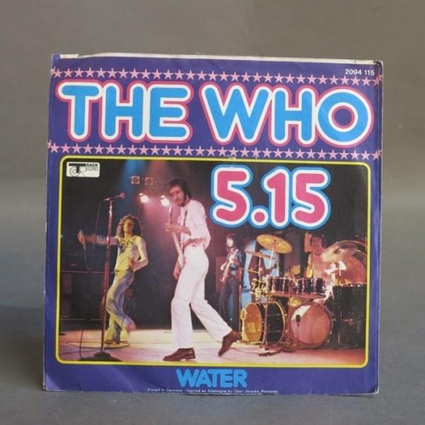 Single. The Who - 5.15.