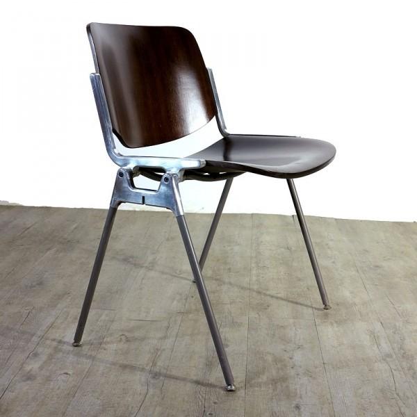 Mid Century Aluminum Chair...