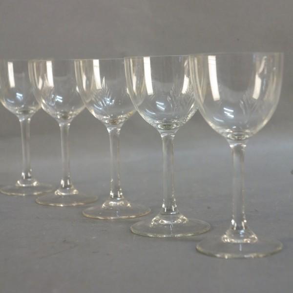 Cinco copas de vino 1950 -...