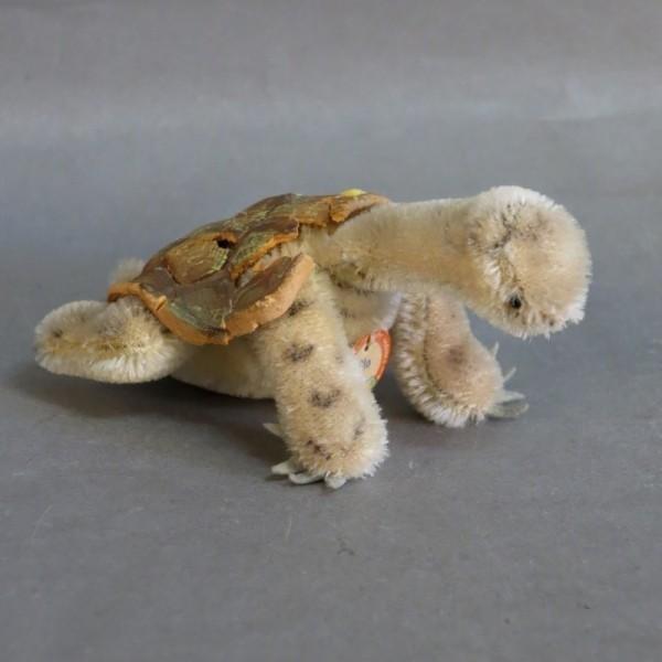 """Steiff Turtle """"SLO""""...."""