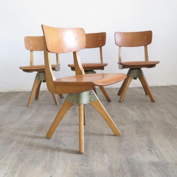 Casala wood school chair....