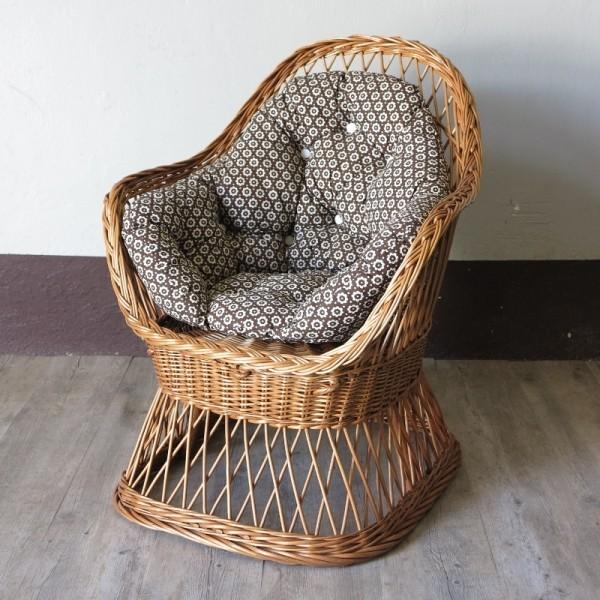 Rattan chair for children....