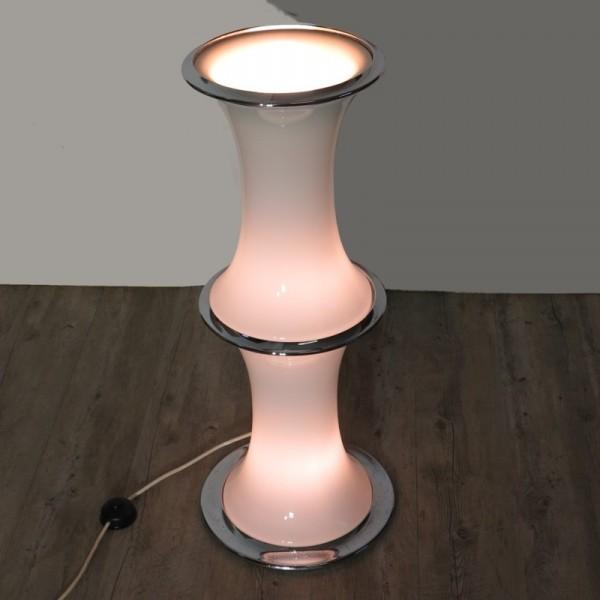 Chromed Design Floorlamp...