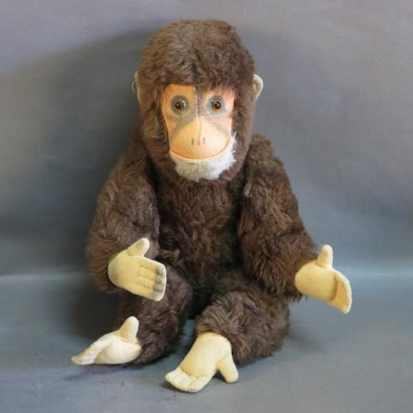 Steiff? Monkey. Germany...