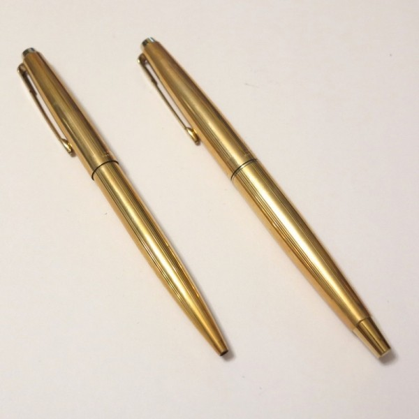 Fountain pen and Ballpoint...