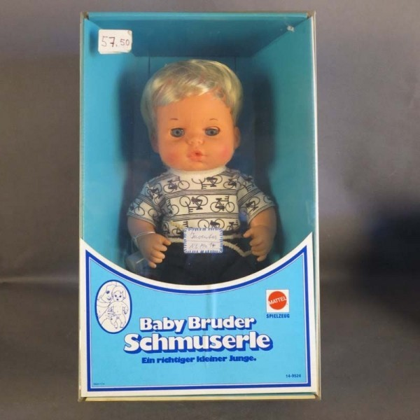 Mint in box. Mattel doll...