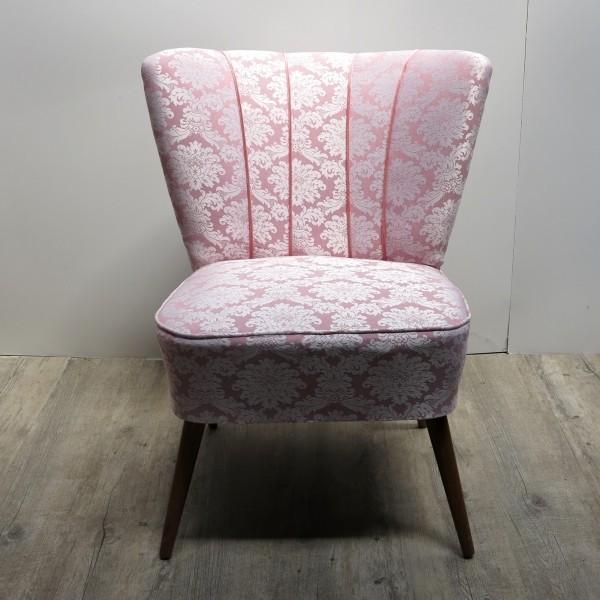 Rose vintage chair. 1950 -...