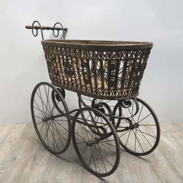 Antique stroller for...