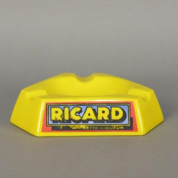 Glas - Aschenbecher Ricard....