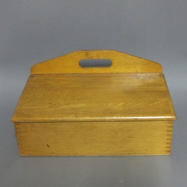 Caja de madera para...