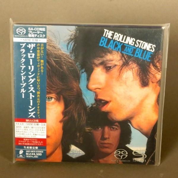 The Rolling Stones - Black...