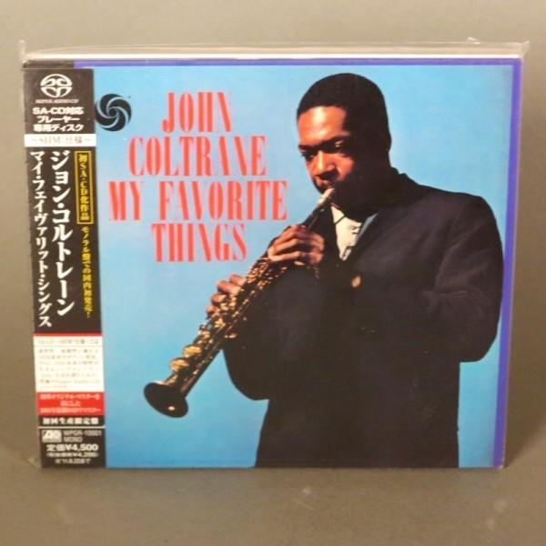 John Coltrane - My Favorite...