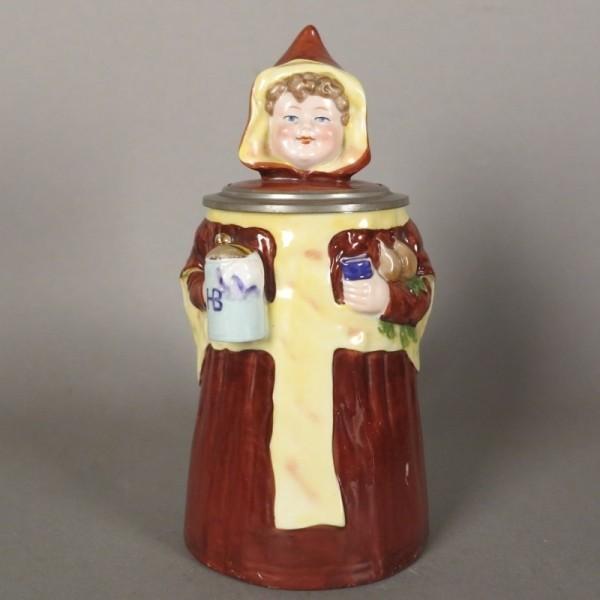Beer porcelain mug...