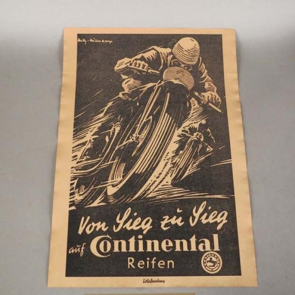 Vintage Continental Reifen...