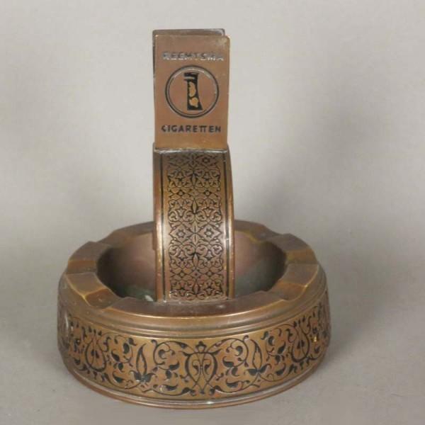 Art Nouveau ashtray from...