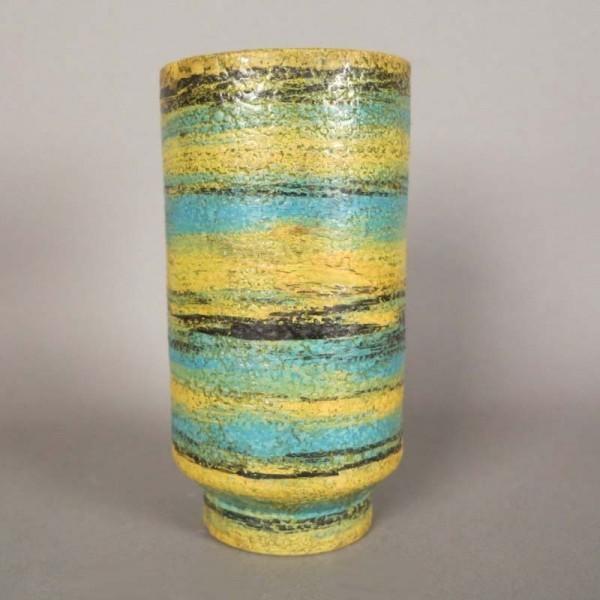 Keramik Vase von Aldo...