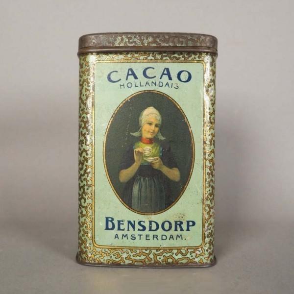 Caja de chapa de Cacao...