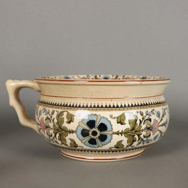 Art Nouveau chamber pot...