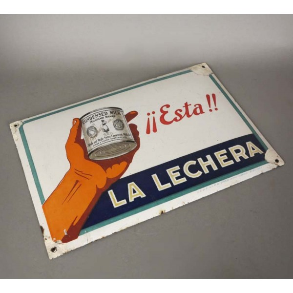 "Emailschild ""La Lechera -..."