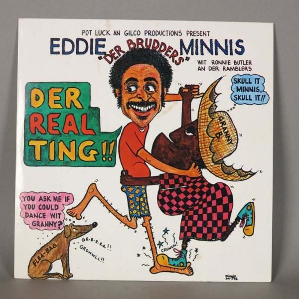 Eddie Minnis - Der Real...