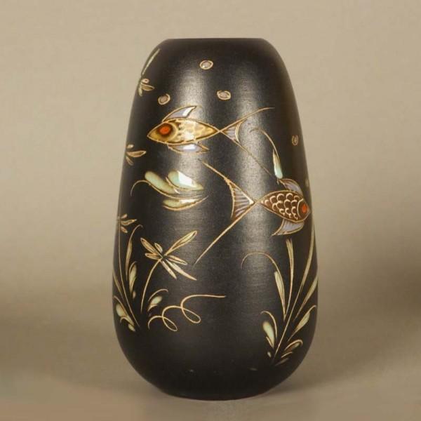 Vintage Keramik Vase mit...