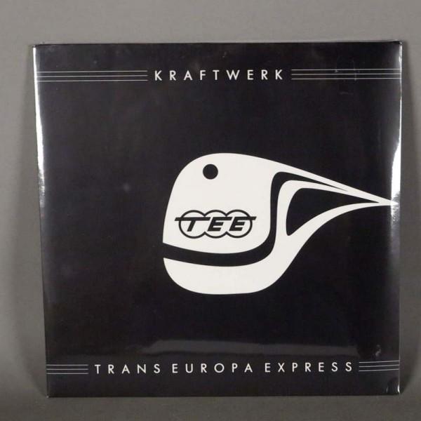 Kraftwerk - Trans Europa...