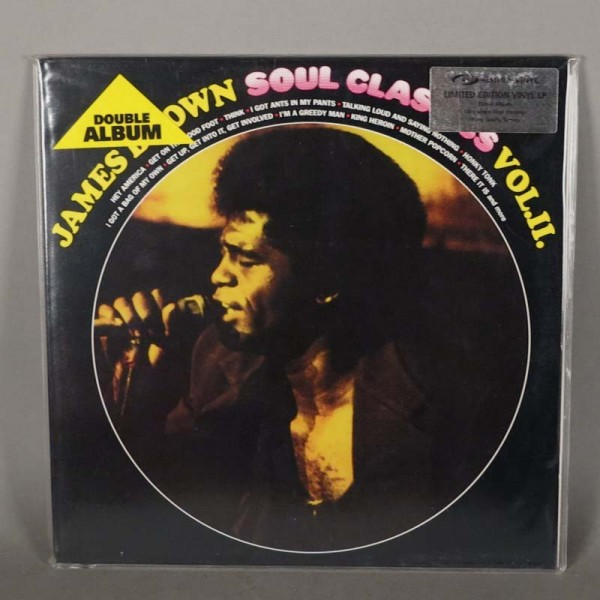 James Brown - Soul Classics...