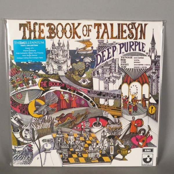 Deep Purple - The Book of...