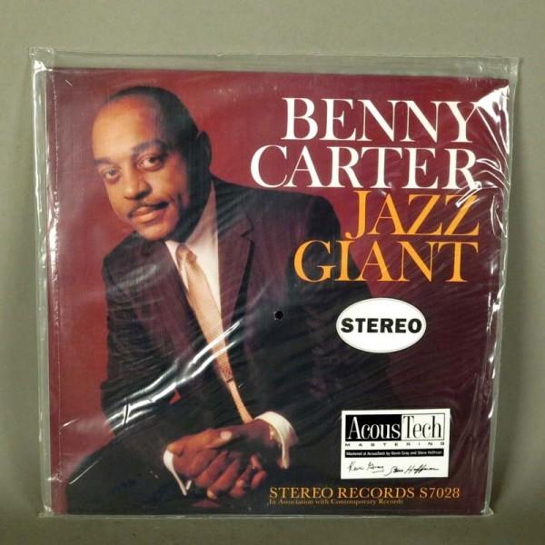 Benny Carter - Jazz Gigant....