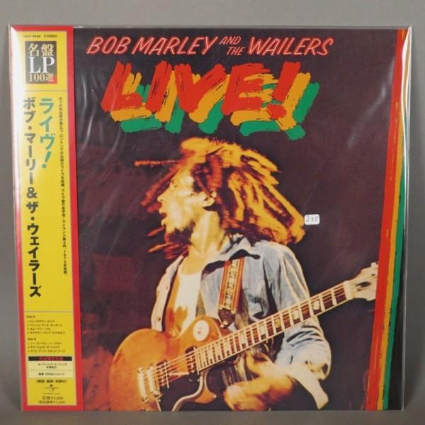 Bob Marley - Live. Still...