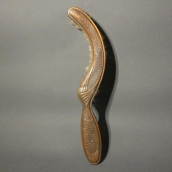 Art Nouveau Crumb Brush....
