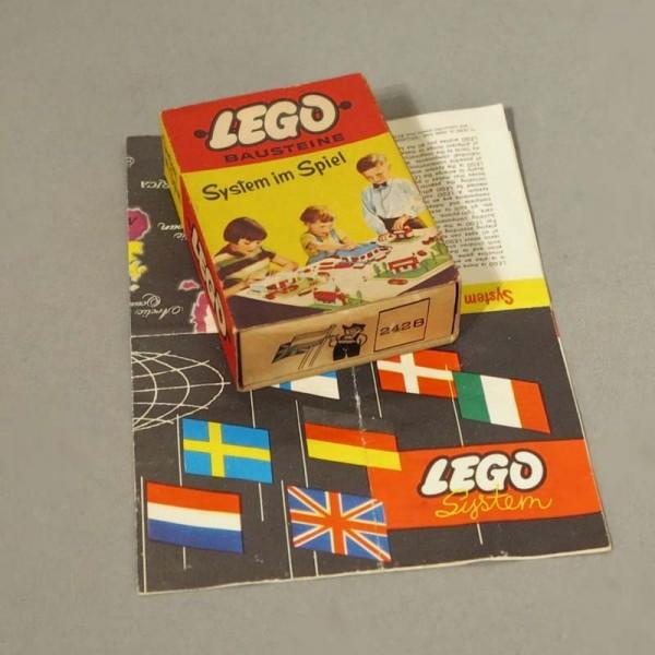 Ultra rare. Lego System....