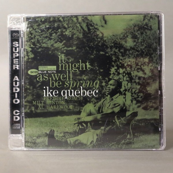 Ike Quebec - It Might as...