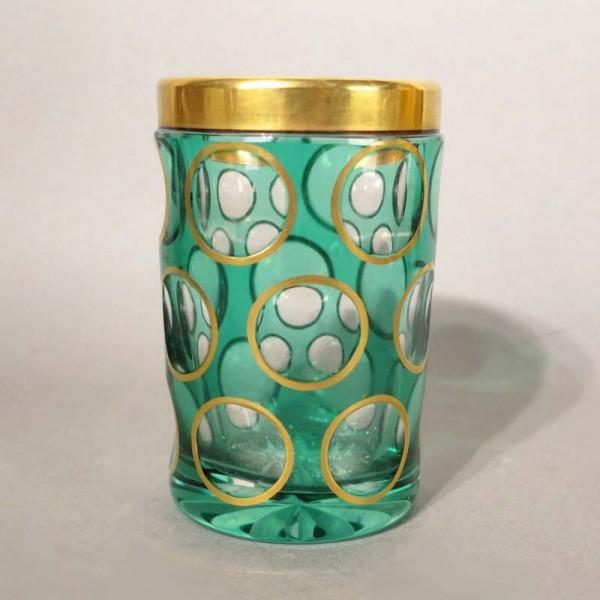 Copa de cristal de bohemia...