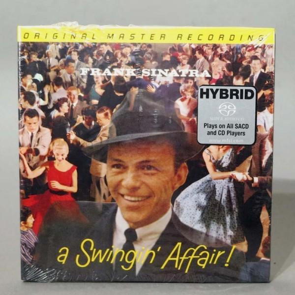 Frank Sinatra – A Swingin'...