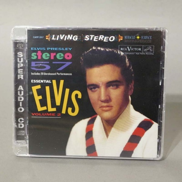 Elvis Presley – Stereo '57...